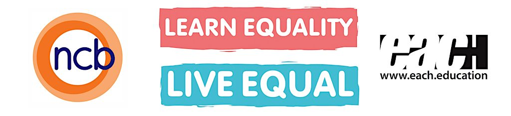 Learn Equality Live Equal Logo