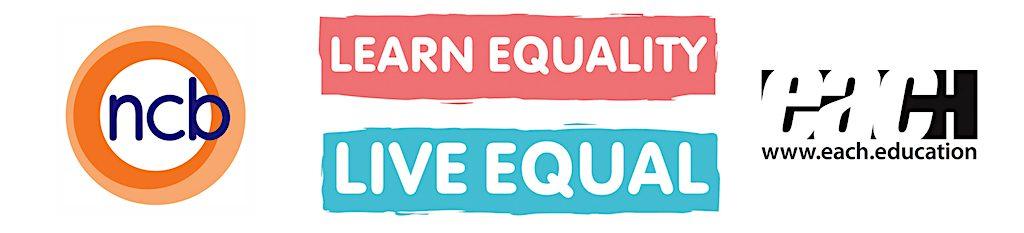 Learn Equality Live Equal Logo