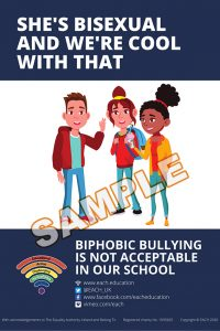 Sample Anti-Bullying Poster
